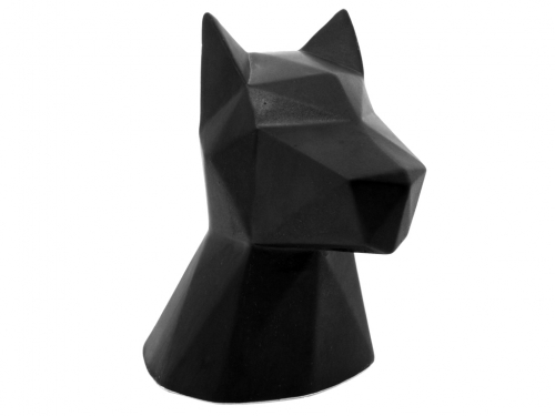 URNA - Urna busto canino