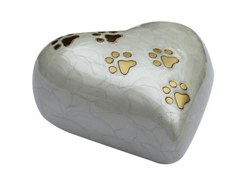 Urna love corazón